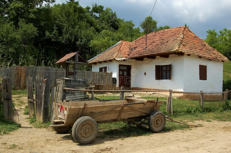 Download Gipsy house stock photo. Image of style, ecology, road - 10641018