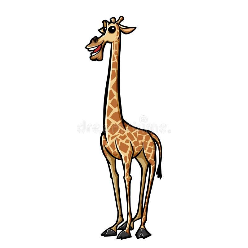 Download Giraffe stock illustration. Image of face, animals, head - 35653164