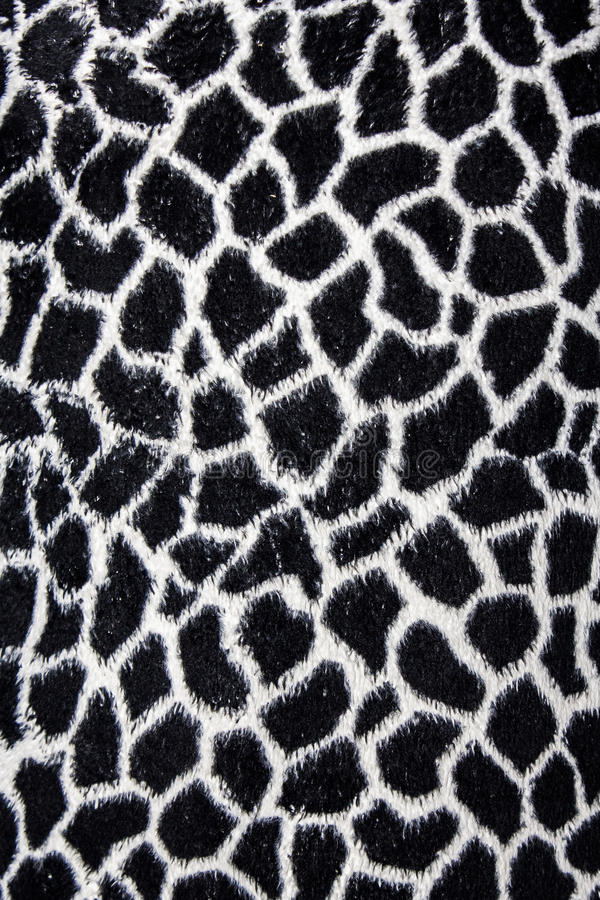Giraffe texture royalty free stock images
