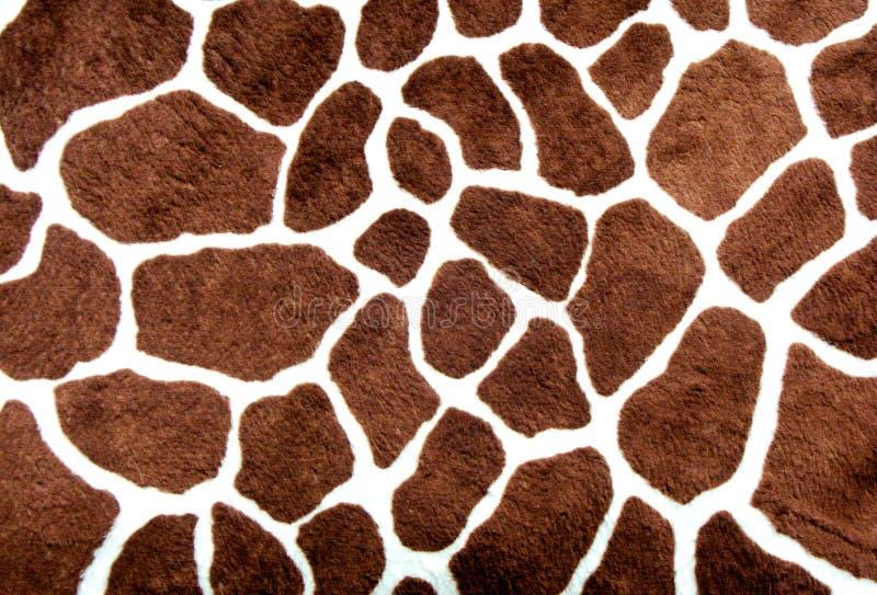 Giraffepunkte lizenzfreie stockfotos