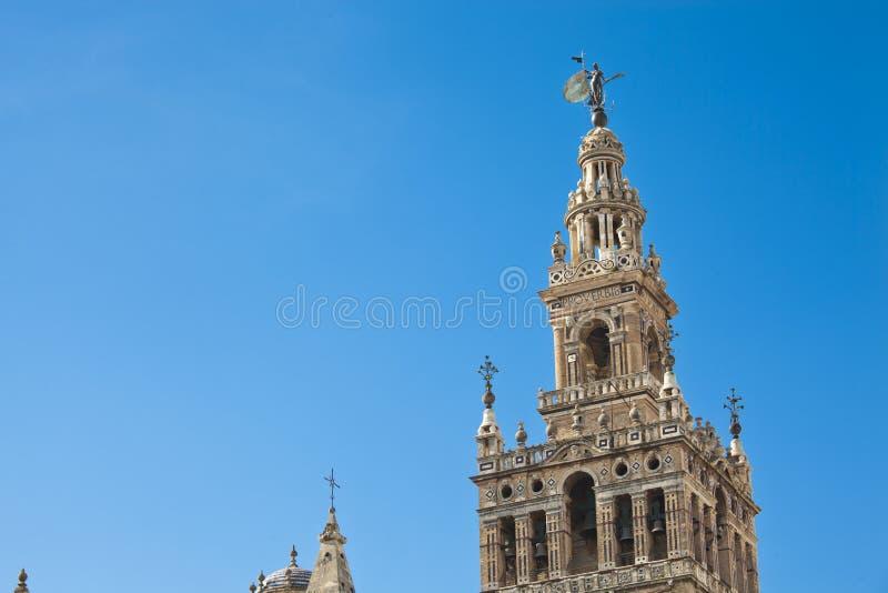 Giralda de Sevilla. Giralda de Sevilla, Andalucia, Spain royalty free stock photography