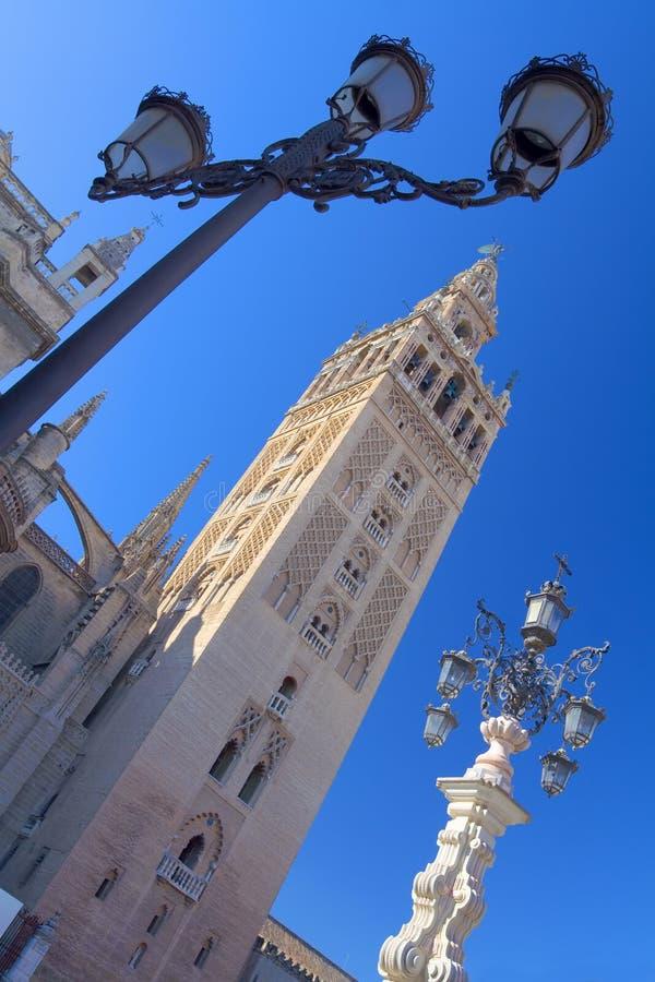 The Giralda, Seville royalty free stock photography