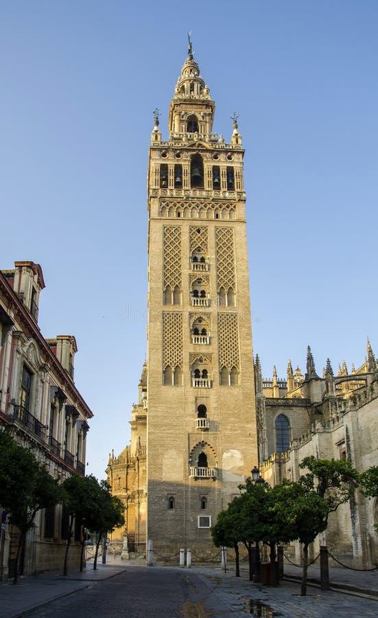 Giralda Tower stock photography