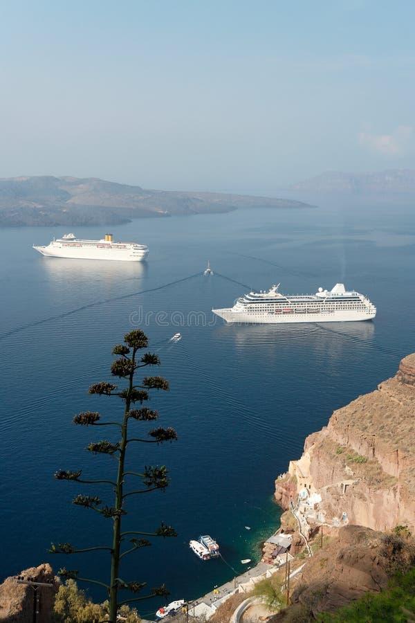 Girare mediterraneo fotografie stock