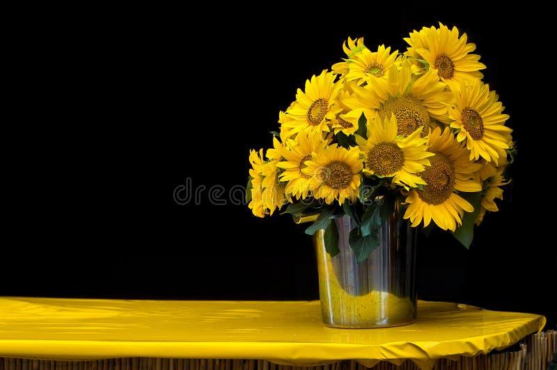 Download Girasoli fotografia stock. Immagine di fiore, colore, rurale - 210260