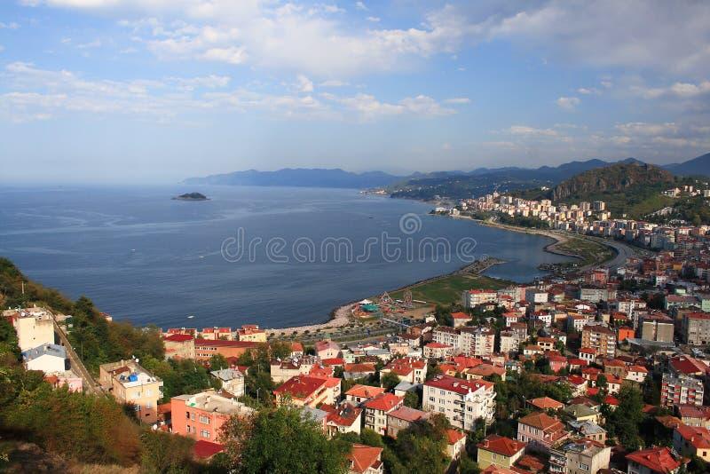 Giresun (Turcja) obraz royalty free