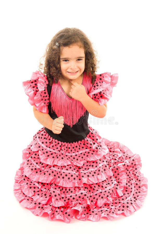 Download Girl stock image. Image of culture, fiesta, folklore - 16972873