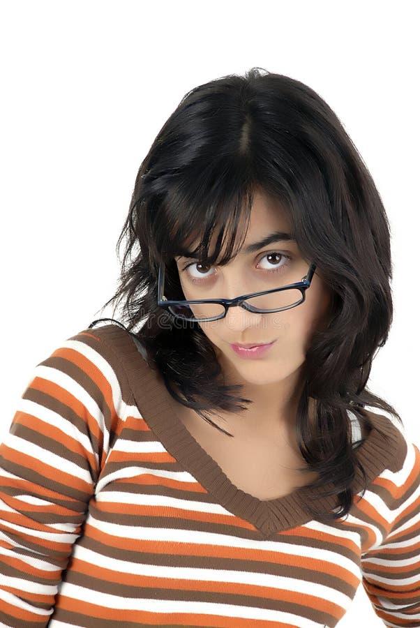 Download Girl stock image. Image of gorgeous, black, hold, eyes - 1703947