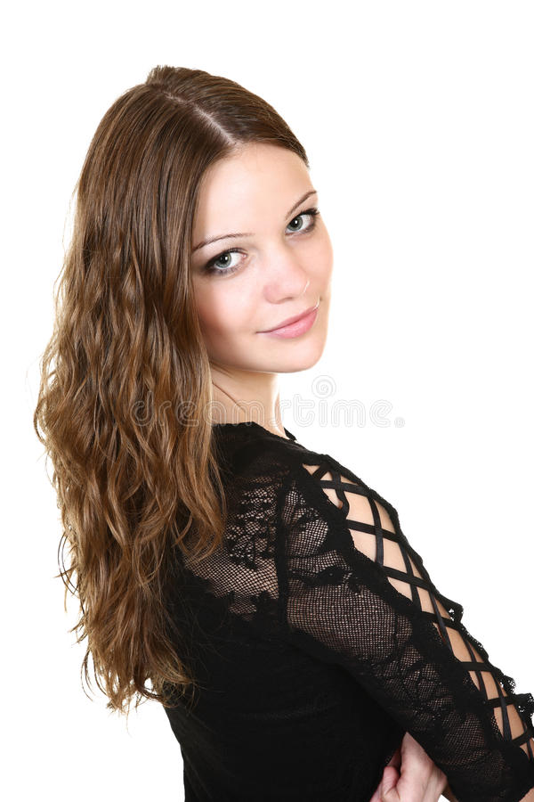 Download Girl stock photo. Image of cosmetic, isolated, girl, fashion - 28781632