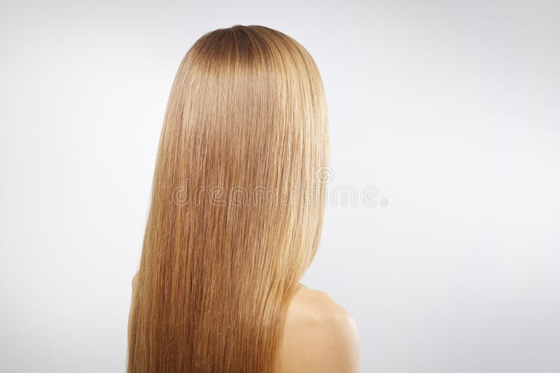 Download Girl With Beautiful Straight Hair Stock Image - Image: 23054119
