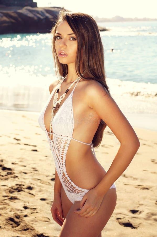 Download Girl in bikini stock image. Image of hair, caucasian - 31266123