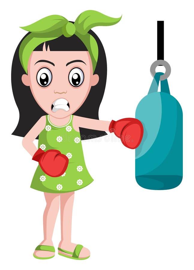 girl boxing gloves stock illustrations – 437 girl boxing gloves stock  illustrations, vectors & clipart - dreamstime  dreamstime.com
