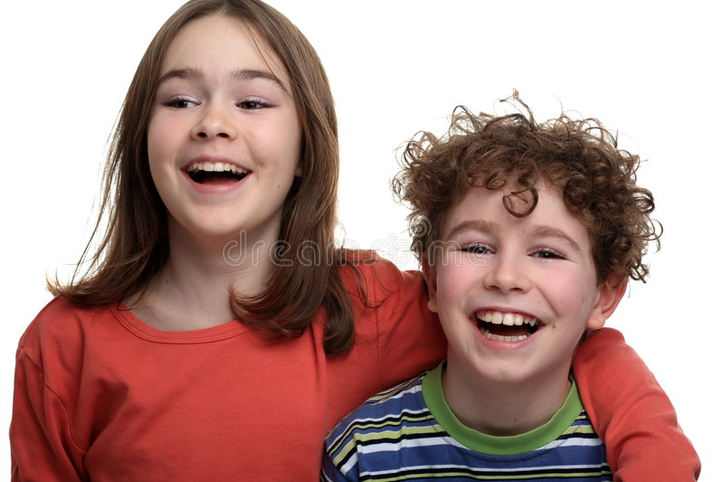 Download Girl And Boy Stock Photos - Image: 4131793