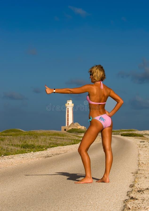 Download Girl caribean stock photo. Image of holiday, vacations - 9530440