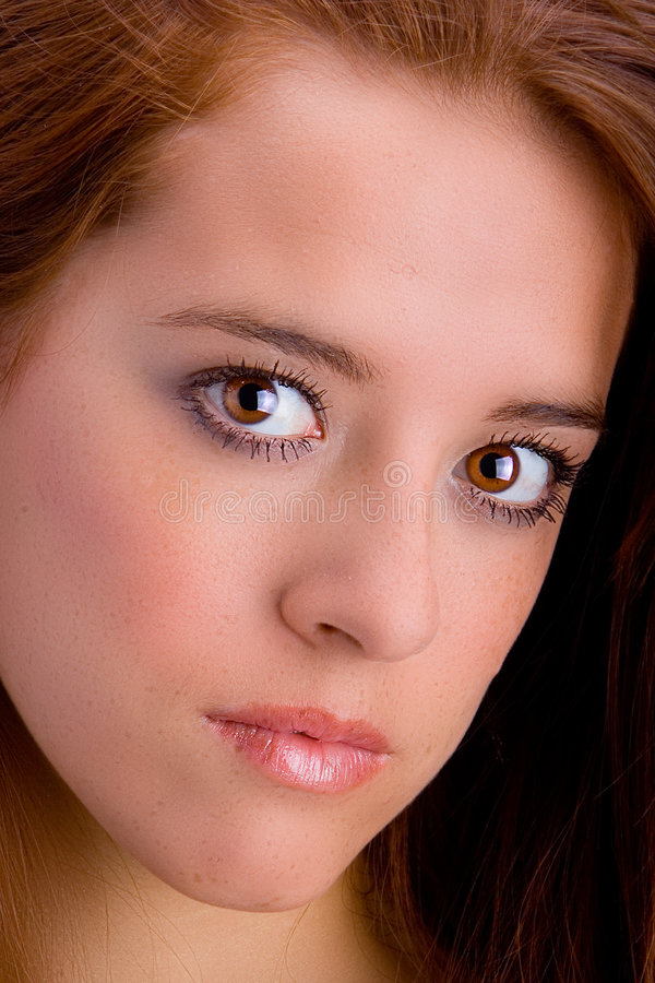 Free Girl Close-up Stock Photography - 669702