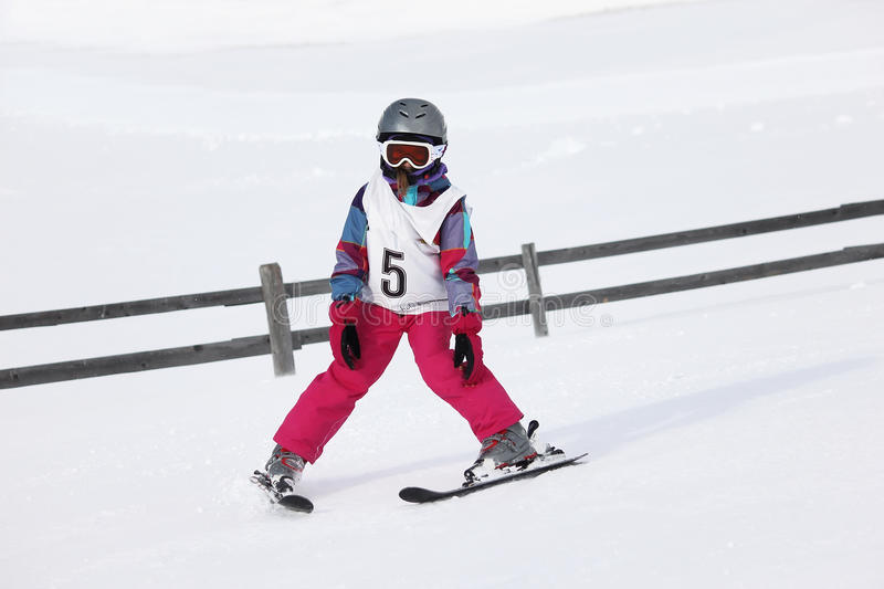 Download Girl on the competition stock image. Image of happy, female - 23393387