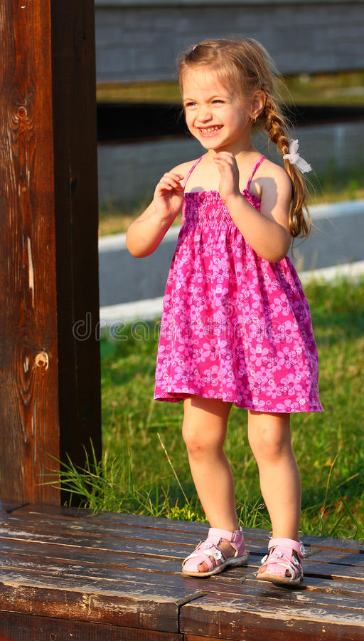 Download Girl dancing stock photo. Image of young, dance, blond - 21697438
