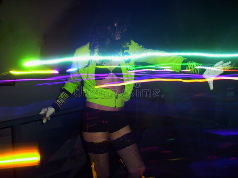 Download Girl dancing in club stock image. Image of dancer, activity - 5052007