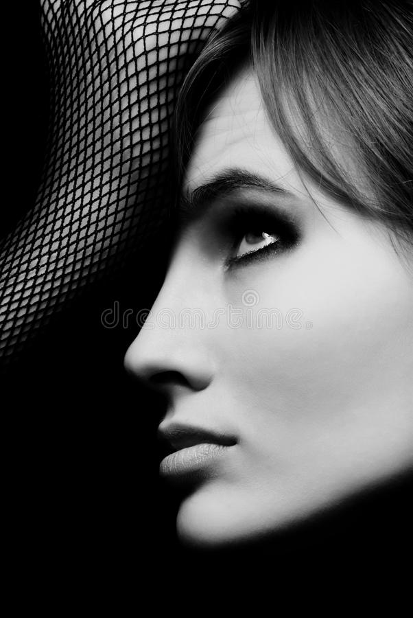 Download Girl in despair stock image. Image of expression, beauty - 20018395