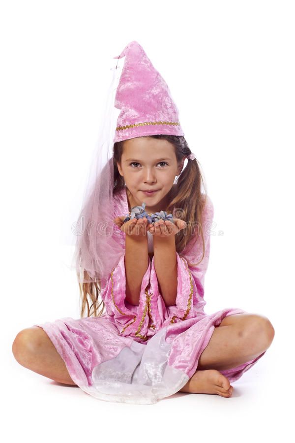 Download Girl dressed as fairy stock image. Image of youth, magic - 20620945