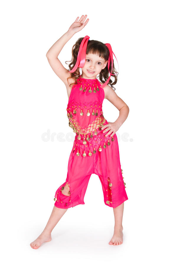 Download Girl In East Suit Royalty Free Stock Image - Image: 26132986