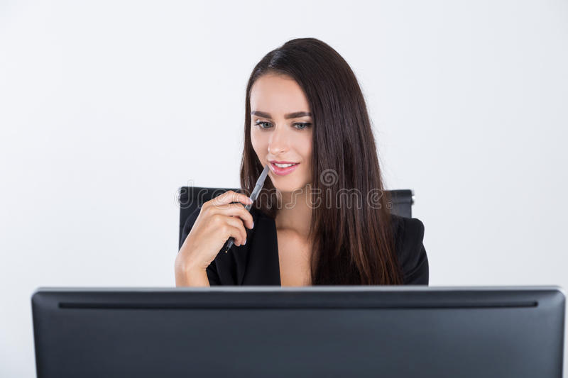 Her dating site