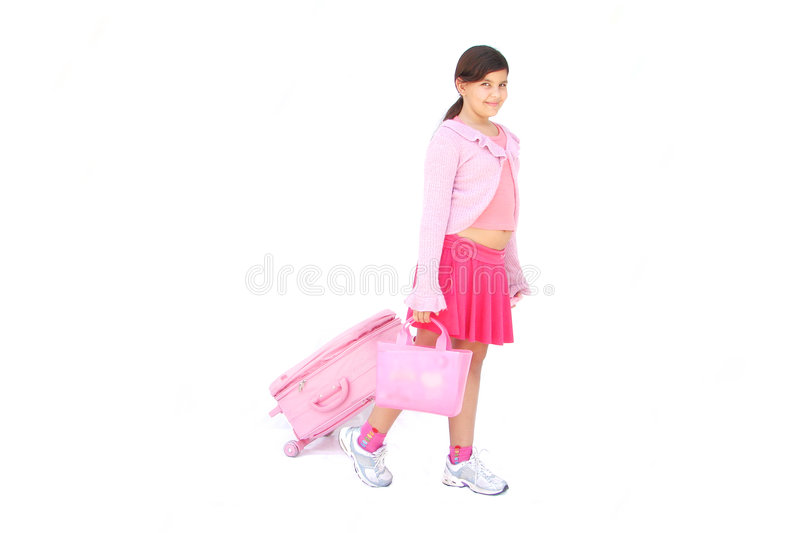 Download Girl going to travel stock photo. Image of airport, background - 3541442