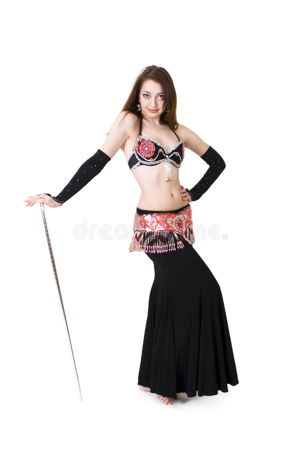 Free Girl In National Costume Stock Images - 13409714