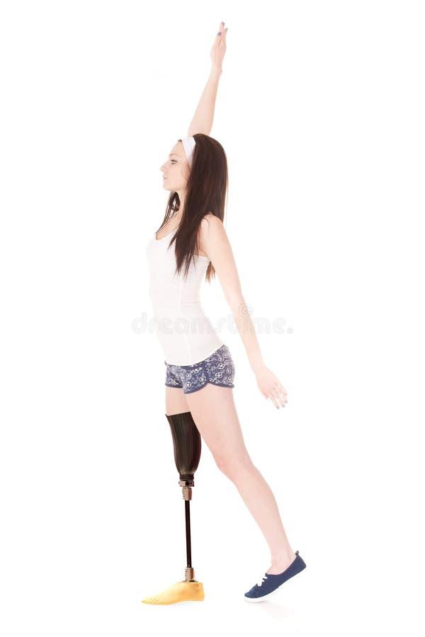 Free Girl-invalid Stock Photo - 28171550