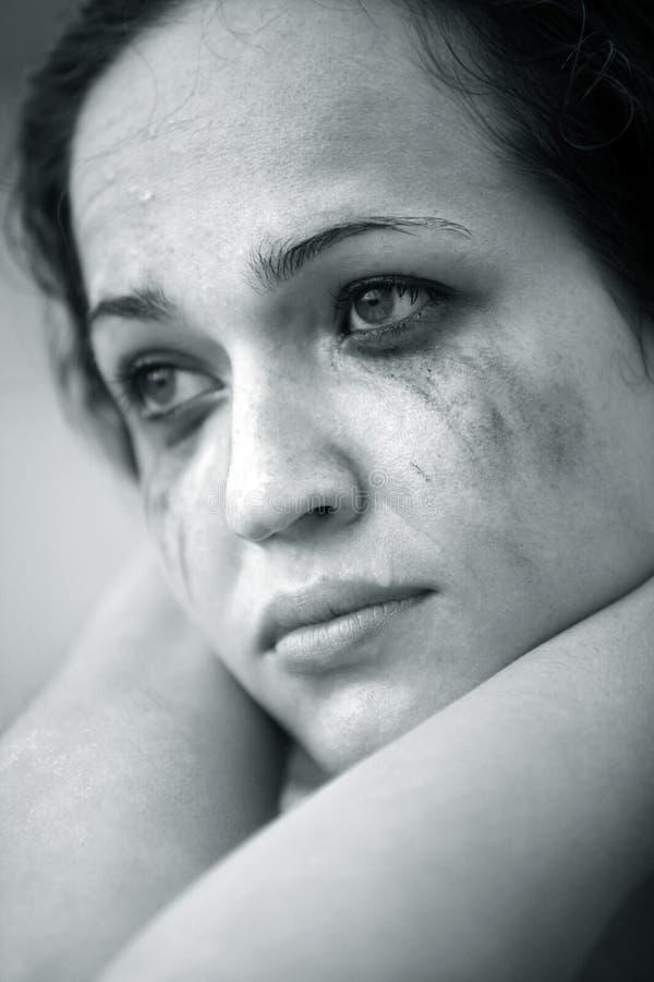girl lonely στοκ εικόνα με δικαίωμα ελεύθερης χρήσης