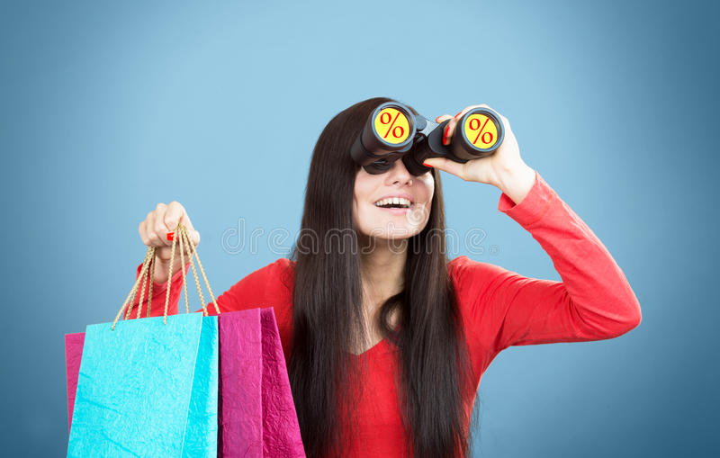 Girl looking for discount stock photos