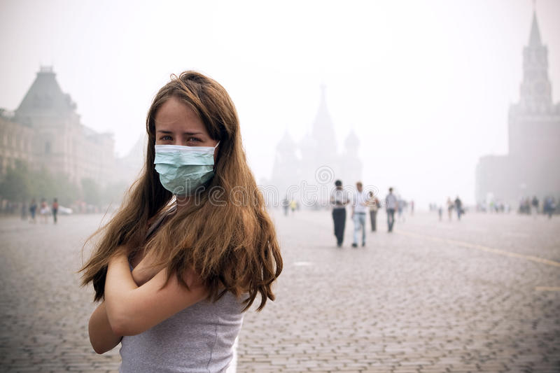 Download The girl in the mask stock photo. Image of interesting - 23804466