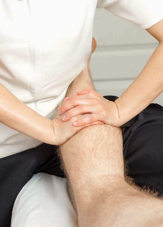 Download Girl Masseuse Doing Massage Stock Photo - Image of women, closed: 39512986