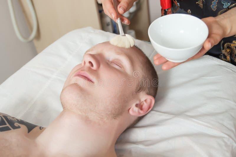 Download Girl Masseuse Doing Massage Stock Image - Image of female, body: 39512997