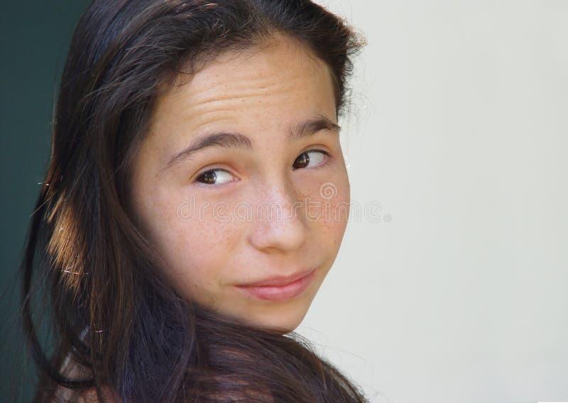 Download Girl next door stock image. Image of female, cute, attractive - 61255