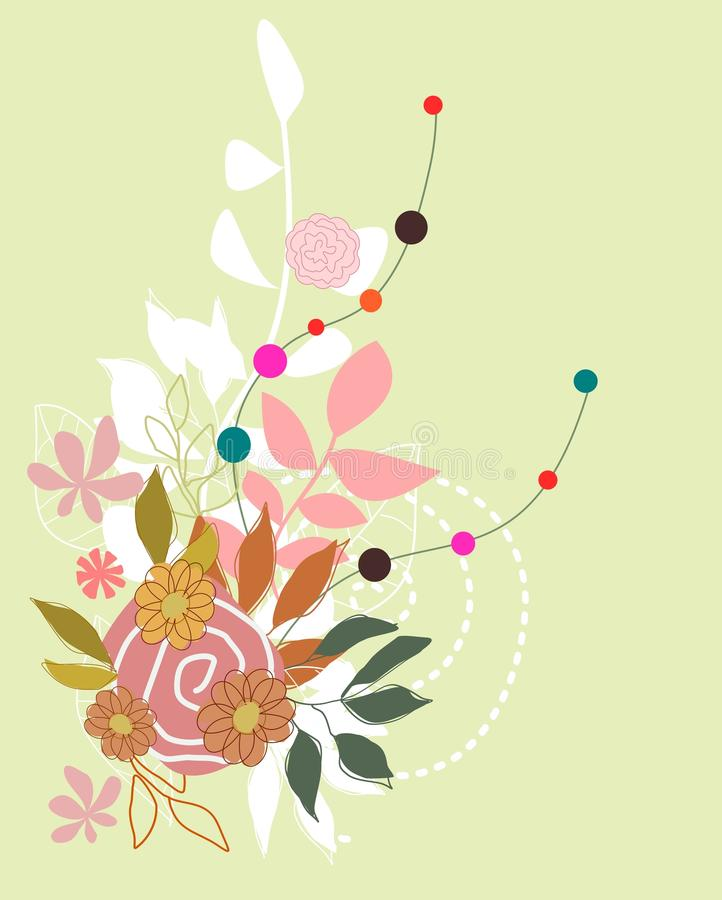 Download Girl pattern stock vector. Image of abstract, fantasy - 11497191