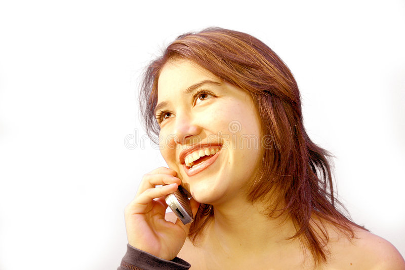 Girl on the phone 9