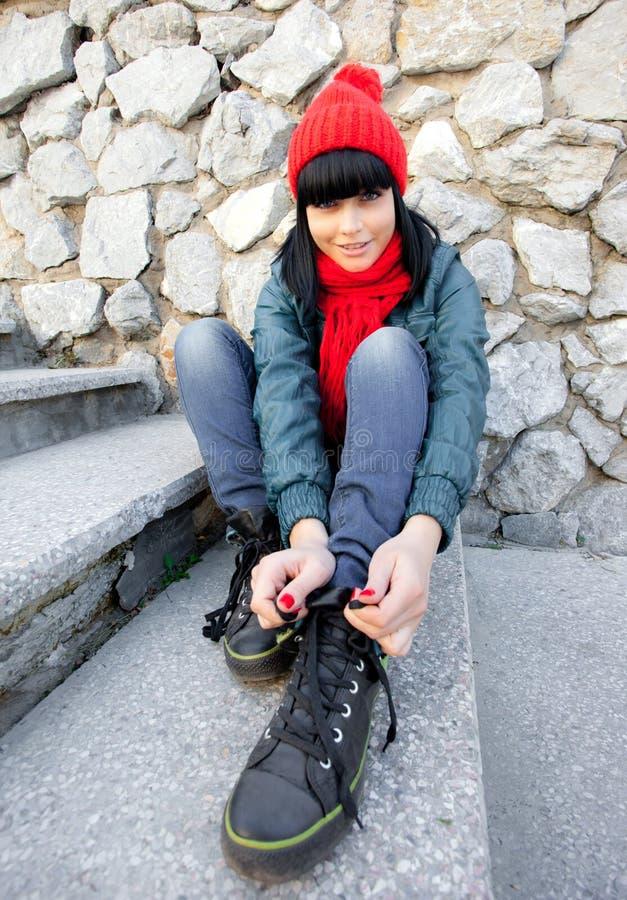 Download Girl Portrait Stock Image - Image: 22728081