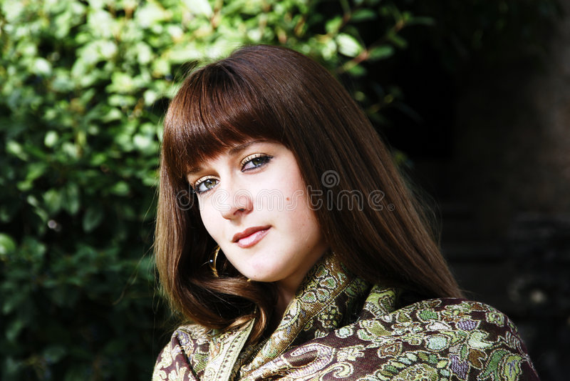 Download Girl Portrait Stock Image - Image: 6809131