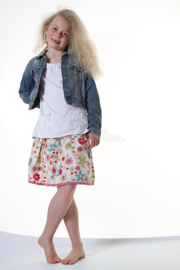 Download Girl posing stock image. Image of cute, girl, model, young - 22705681