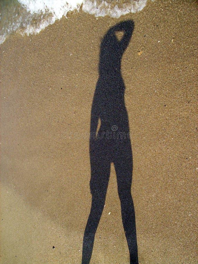 Girl Shadow Free Stock Photos