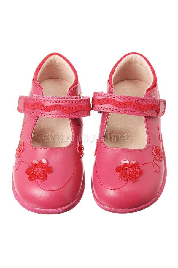 Girl Shoes stock image