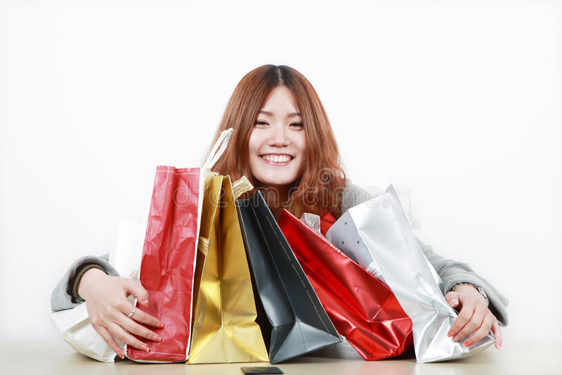 Картинка девушка в мешке