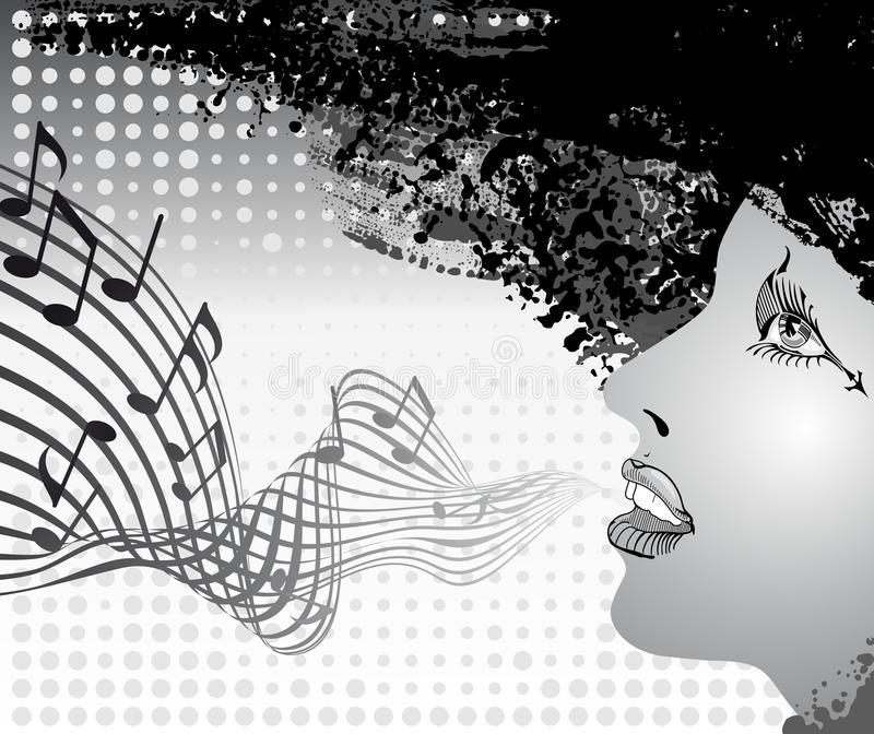 Download Girl Singing Stock Images - Image: 17472274