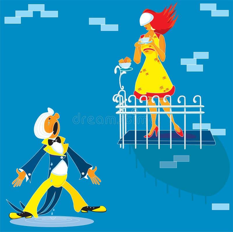 Download Girl Sings Royalty Free Stock Image - Image: 15798746