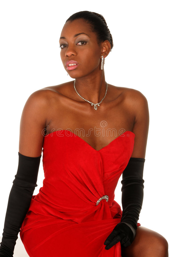 Download Girl Sitting In A Sassy Pose Stock Image - Image: 382565