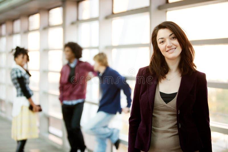 Girl Smile Stock Photos