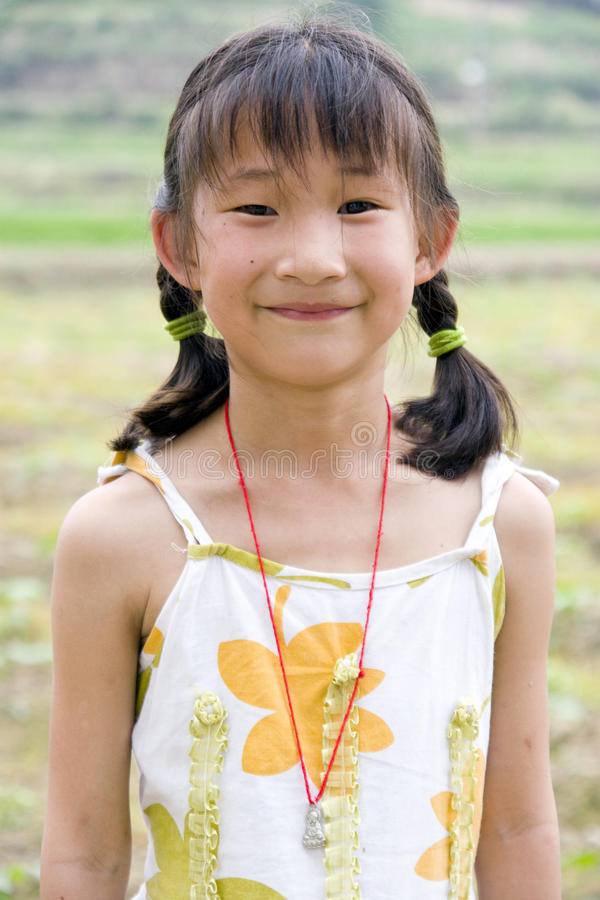 Download Girl smiling stock photo. Image of girl, young, field - 14803006
