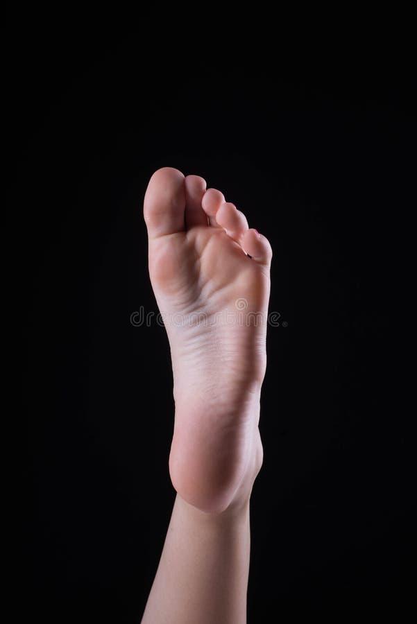 Free Girl Soles Barefeet Beautiful Foot Royalty Free Stock Photo - 152563955