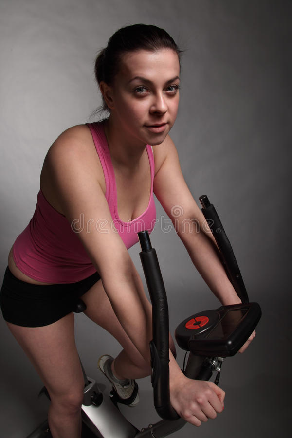 Download Girl sport exercise stock image. Image of adult, endurance - 19017121
